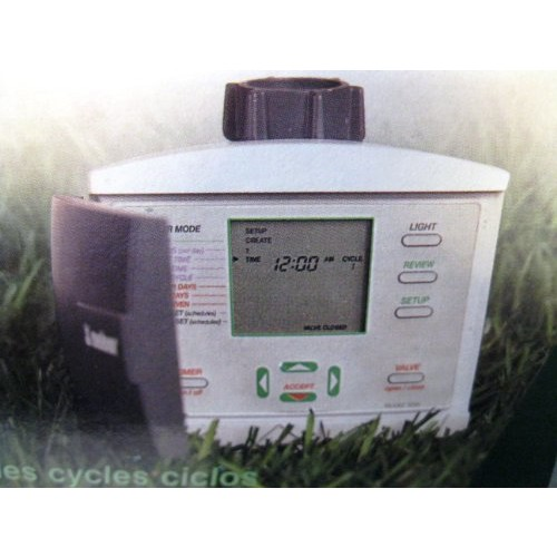 Melnor 6-cycle Electronic Watering Timer 3050