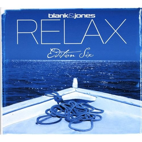 Relax: Edition Six [CD]