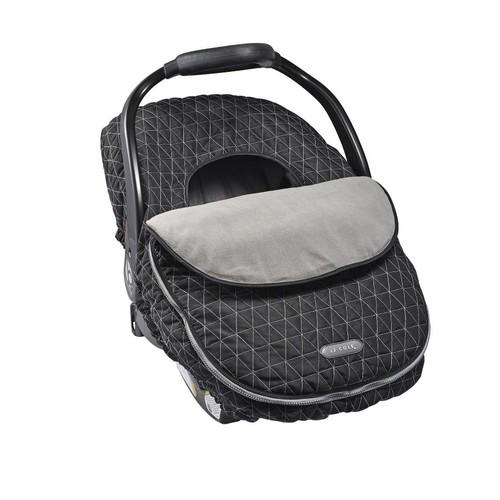 JJ Cole Tri Stitch Car Seat Cover - Black