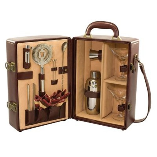 Picnic Time Manhattan Cocktail Case