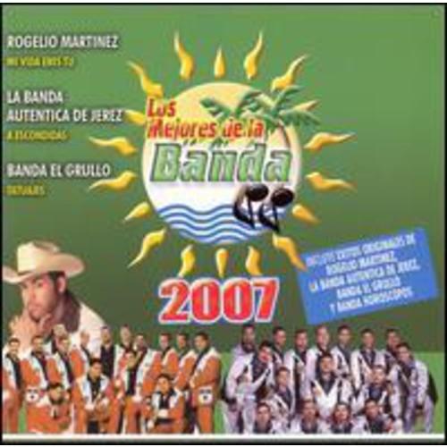 Los Mejores de La Banda 2007 [CD]