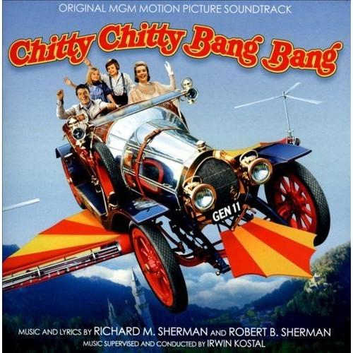 Chitty Chitty Bang Bang [Original Motion Picture Soundtrack] [CD]