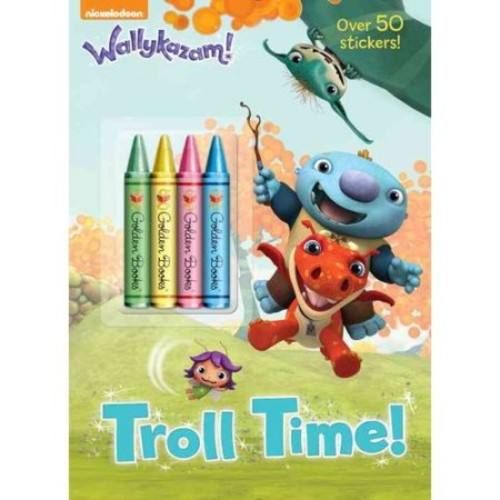 Troll Time! (Wallykazam!)
