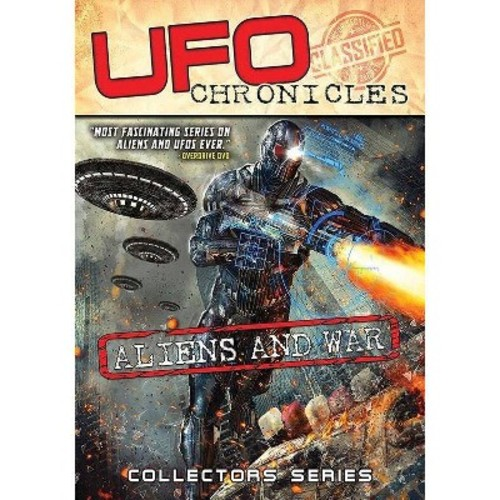 Ufo Chronicles:Aliens And War (DVD)