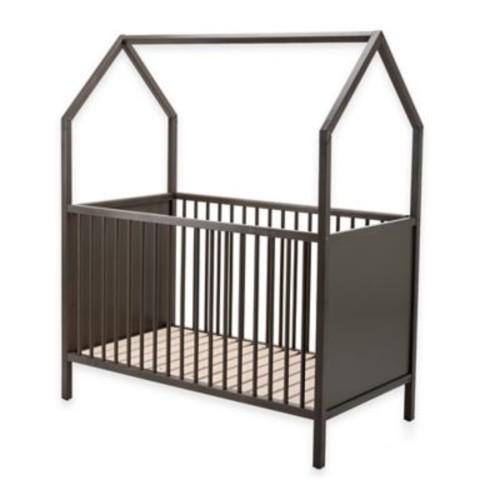 Stokke Home Crib in Hazy Grey