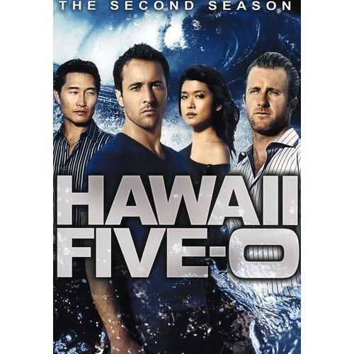 Hawaii Five-0: The Second Season [6 Discs] [DVD]