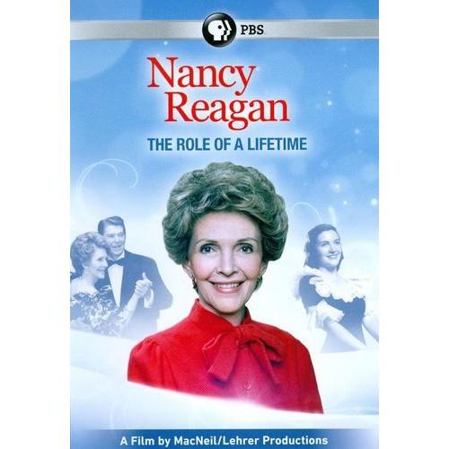 Nancy Reagan: The Role of a Lifetime [DVD] [2010]