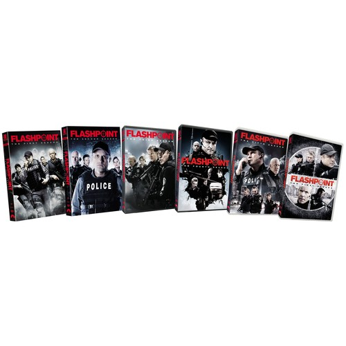 Flashpoint: Complete Series [18 Dsics] [DVD]