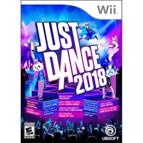 Just Dance 2018 - Nintendo Wii