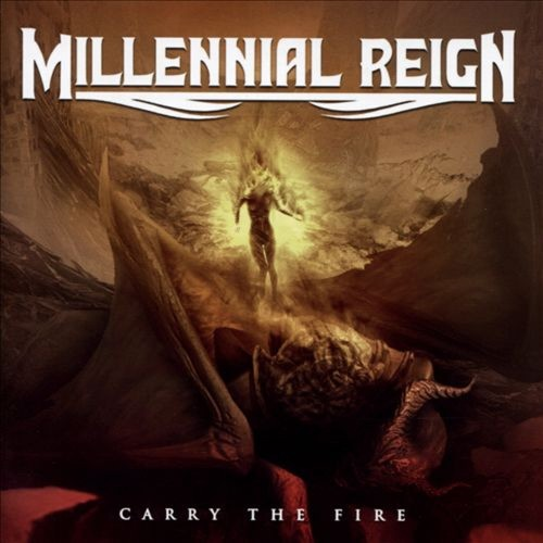 Carry the Fire [CD]