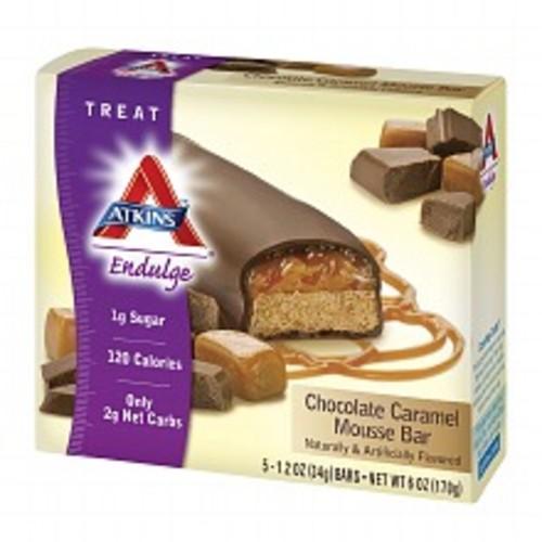 Atkins Day Break Snack Bars Peanut Butter Fudge