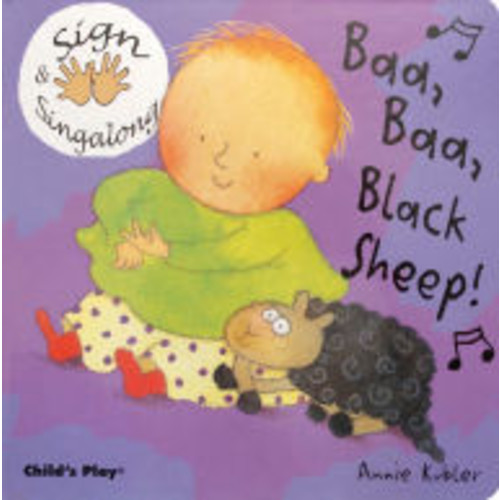 Baa, Baa, Black Sheep!: American Sign Language