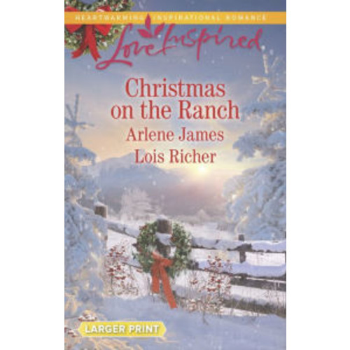 Christmas on the Ranch: The Rancher's Christmas Baby\Christmas Eve Cowboy