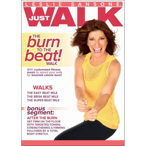 Leslie Sansone: Just Walk - Burn to the Beat (DVD)