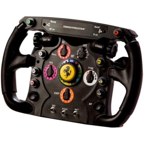 Thrustmaster 4160571 Ferrari Vibration Gt Cockpit 458 Italia Edition For Xbox 360