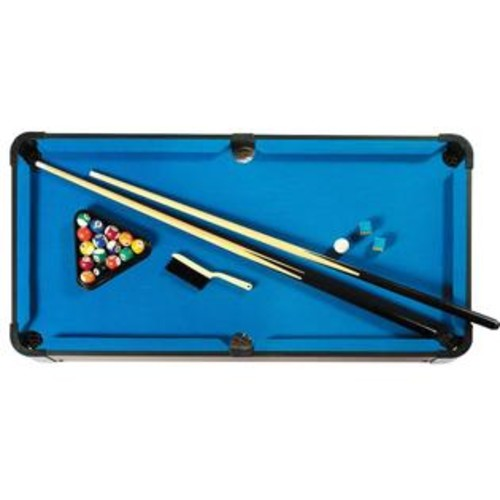 Blue Wave Hathaway Sharp Shooter 40-inch Table Top Pool Table