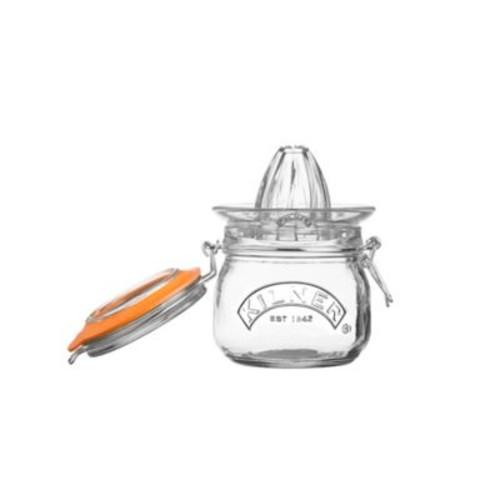 Kilner Clip Top Jar with Juicer Set