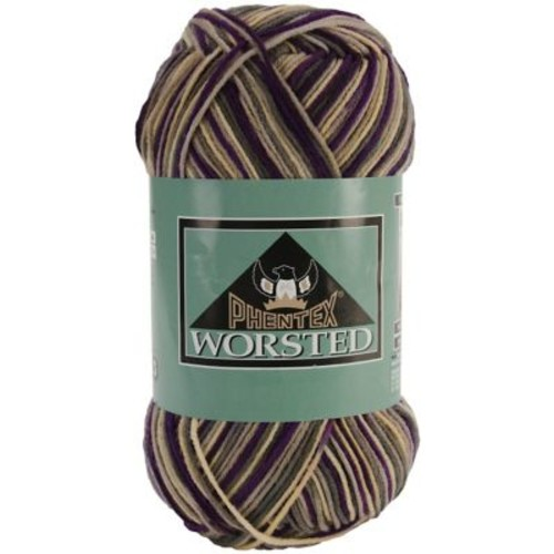 Phentex Worsted Ombres Yarn, Intrigue