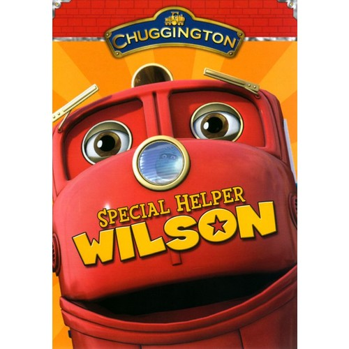 Chuggington: Special Helper Wilson [DVD]
