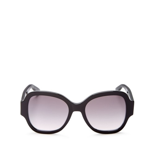SAINT LAURENT Oversized Square Sunglasses, 51Mm