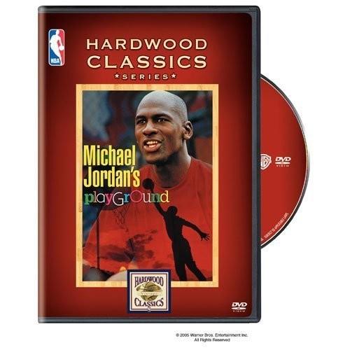 NBA Hardwood Classics: Michael Jordan's Playground DVD
