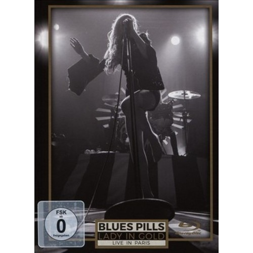 Blues Pills - Lady In Gold:Live In Paris (CD)