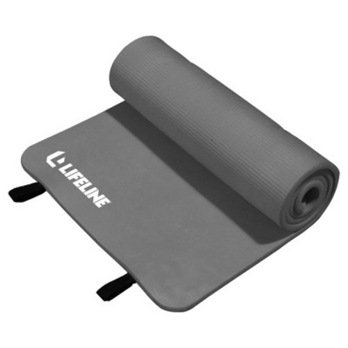 Lifeline Exercise Mat Pro - Charcoal