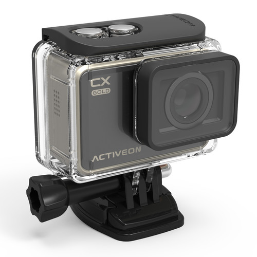 ACTIVEON GCA10W 16-Megapixel Action Camera CX - G