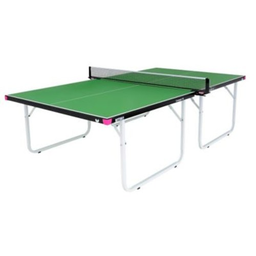 Butterfly Compact Table Tennis Table; Green