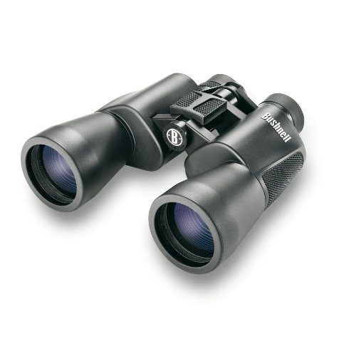 Bushnell Powerview 20x50mm Binoculars - Black