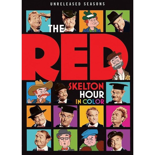 The Red Skelton Hour in Color: The Unreleased Seasons [3 Discs] [DVD]