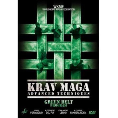 Krav Maga Advanced Techniques: Green Belt Program