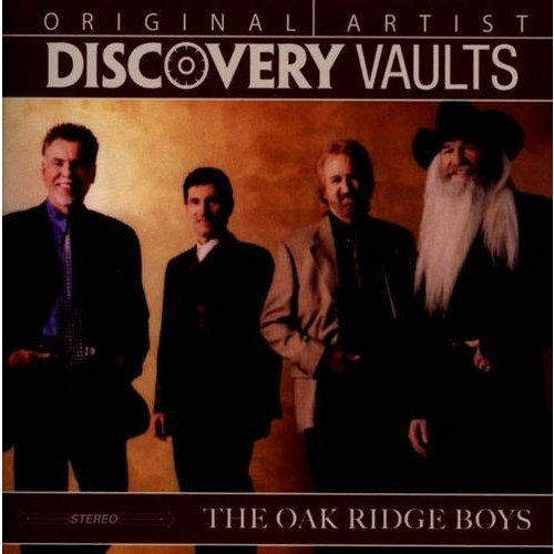Discovery Vaults CD (2013)