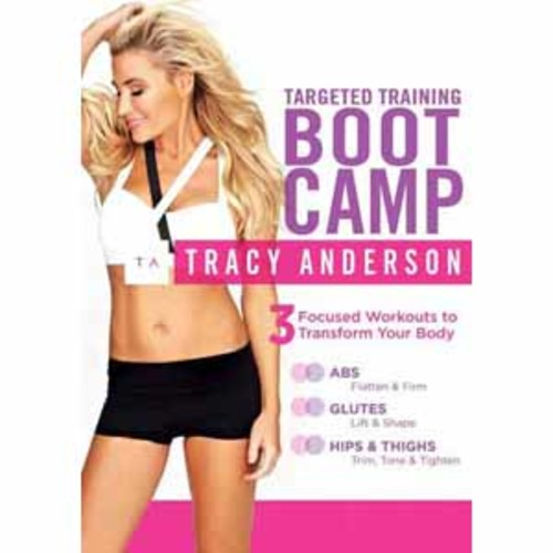 Anderson,Tracy / Targete Anch64095Dvd/Fitness