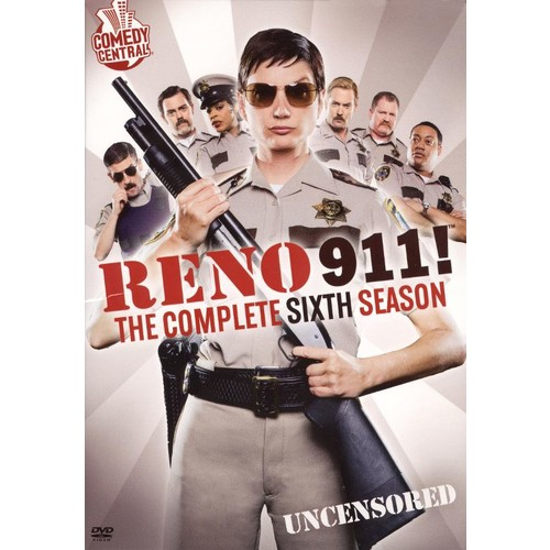 Reno 911!: The Complete Sixth Season [2 Discs] [DVD]
