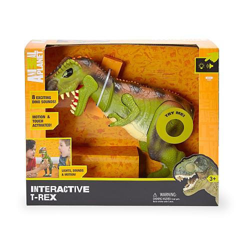 Animal Planet Interactive T-Rex