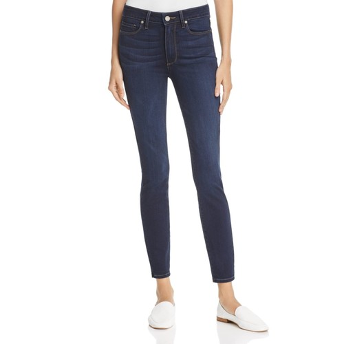 PAIGE Hoxton Skinny Ankle Jeans In Ballston - 100% Exclusive