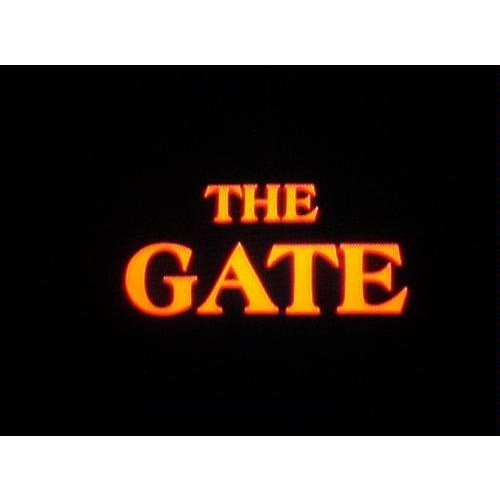 The Gate [VHS]