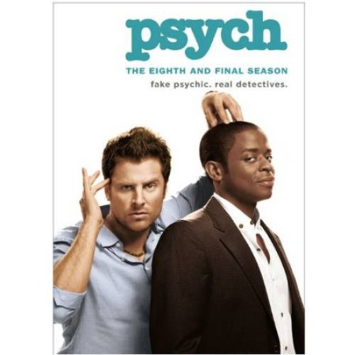 Psych: The Eighth And Final Season (Anamorphic Widescreen)