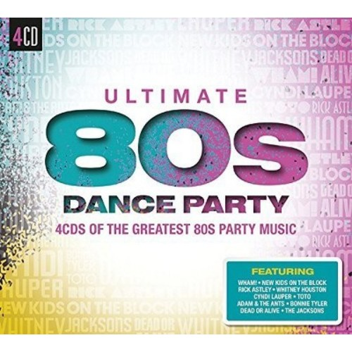 Ultimate 80S Dance Party & Various - Ultimate 80S Dance Party / Various (CD)