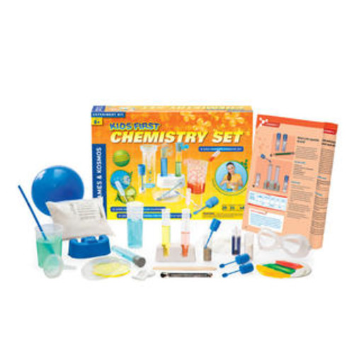 Thames & Kosmos Thames and Kosmos Kids First Chemistry Set Science Kit
