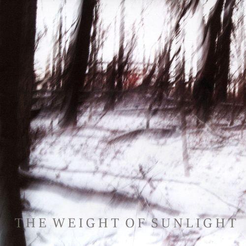 Weight of Sunlight [CD]