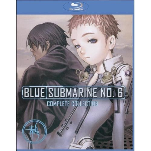Blue Submarine No. 6: Complete Collection [Blu-ray]