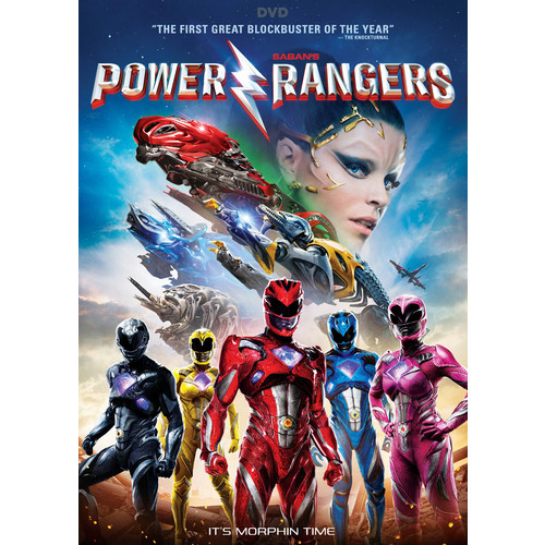Sabans Power Rangers (DVD)