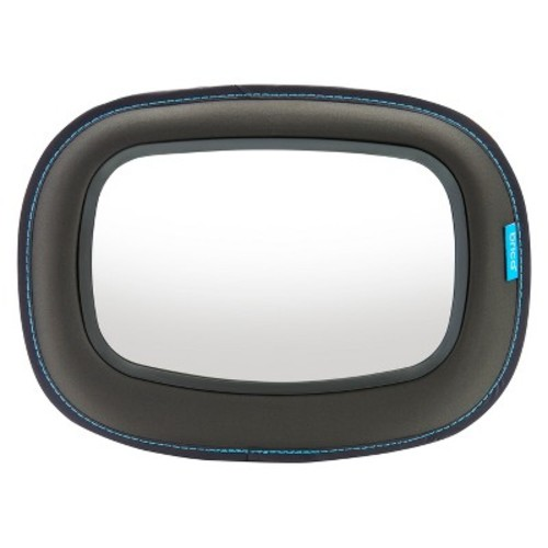 Brica Baby In-Sight Soft-Touch Auto Mirror for in Car Safety - Gray