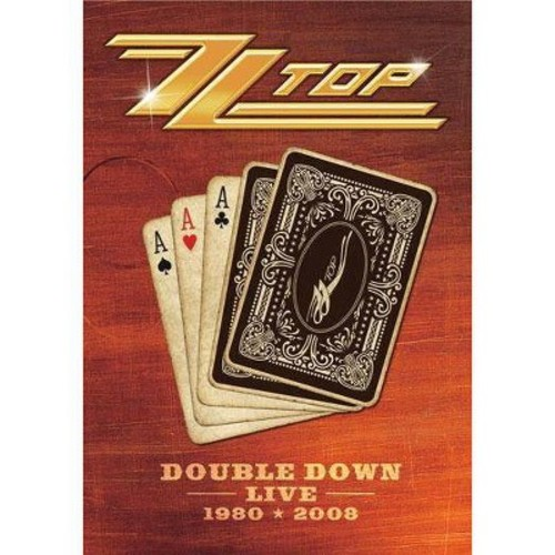 ZZ Top: Double Down Live - 1980/2008 [2 Discs]