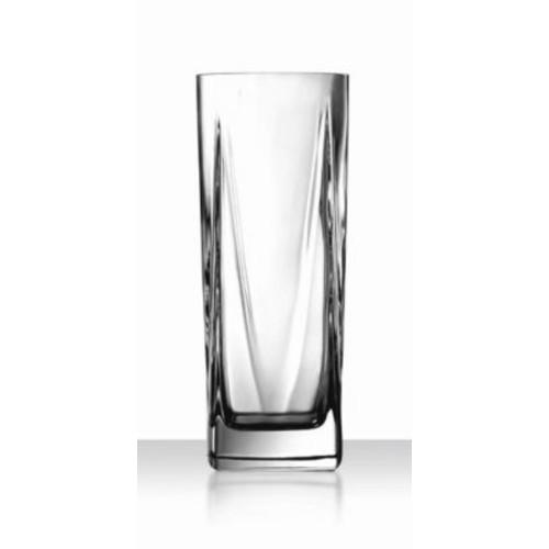 Luigi Bormioli Alfieri Beverage Glass (Set of 4)