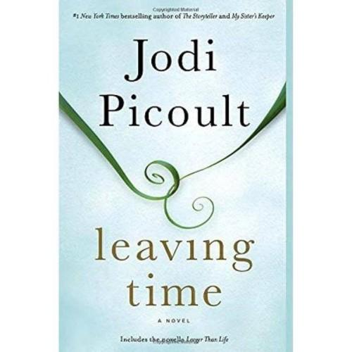 Leaving Time (Reprint) by Jodi Picoult