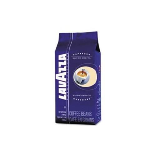 Lavazza Super Crema Whole Bean Espresso Coffee LAV4202