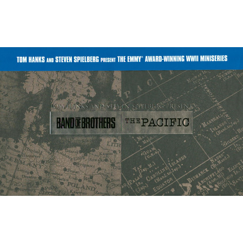 Band of Brothers/The Pacific [Special Edition] [13 Discs] [Blu-ray]